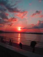 Sundown red by mo3tz