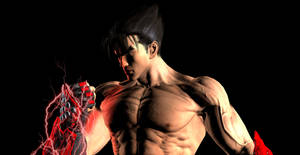 Jin Kazama render Tekken Tag 2 by DevilKazz