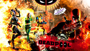 Deadpool - The Ultraviolence by DevilKazz