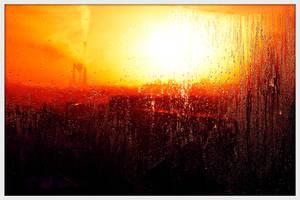 Sun and Raindrops by DevilKazz