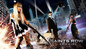 What can you know about Insanity - Saints Row by DevilKazz