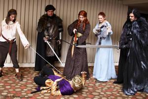 Game of Thrones: Justice Served by Ravenspiritmage