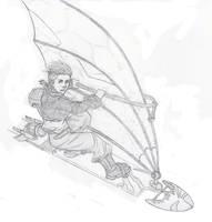 Jim Hawkins by icyreiatsu