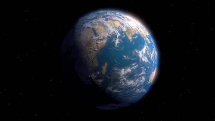 Earth by deiiana10