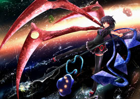 Nue Houjuu, The Unidentified by Unidentified-Nue
