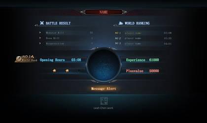 Game GUI by cwxl