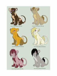 TLK NAME YOUR PRICE open Adoptables! by Julia-adopts
