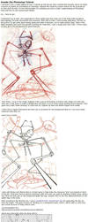 Invader Zim Coloring Tutorial by UdonCrew