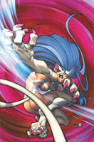 Darkstalkers - Issue 3 PF by UdonCrew