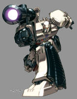 CCE - Megatron by UdonCrew