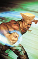 PF Guile by UdonCrew