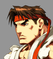 Character Select- Ryu by UdonCrew