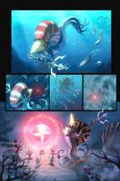 Fighting Evolution- HYDRON by UdonCrew