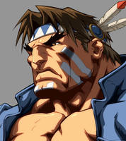 Character Select- T Hawk by UdonCrew
