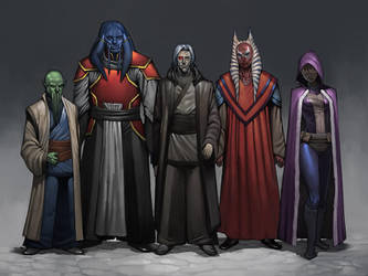 KoTOR- Jedi Covenant by UdonCrew