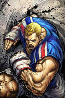 Street Fighter II Turbo 2b by UdonCrew