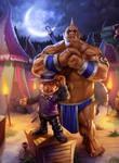 Warcraft Legends 4 by UdonCrew