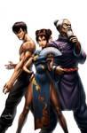 SF Legends Chun-Li 3A by UdonCrew