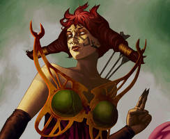 MtG Online- Phage by UdonCrew