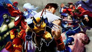 Marvel VS Capcom 2: Promo 2 by UdonCrew