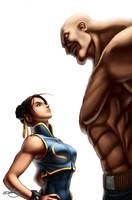 SF Legends Chun-Li 4A by UdonCrew