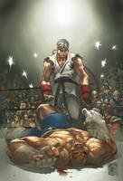 Capcom World Tournament by UdonCrew