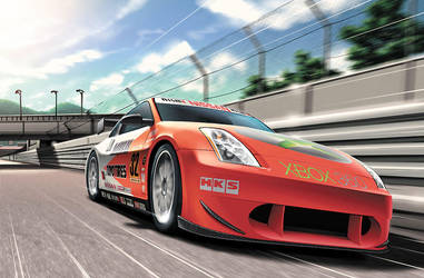 Forza by UdonCrew