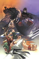 Street Fighter 0 Cover by UdonCrew