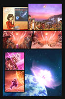 Fighting Evolution- AKUMA by UdonCrew