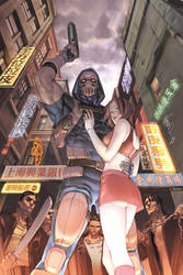 Taskmaster Issue 2 by UdonCrew