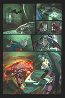 Fighting Evolution- DEMITRI by UdonCrew