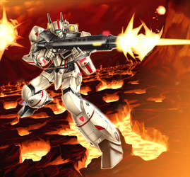 Robotech Battlecry by UdonCrew