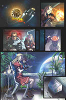 Fighting Evolution- KARIN by UdonCrew