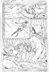 SNEAK PEEK Gen-13 Issue7 Page9 by UdonCrew