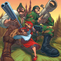 UFS - Cool Hunting by UdonCrew