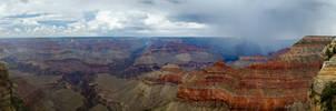 Grand Canyon Storm by do7slash