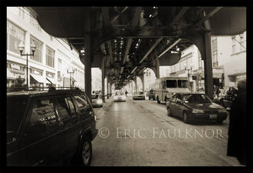 Streets of Chicago by Super--fly