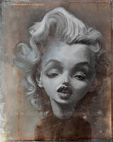 Marylin Monroe by David-Duque