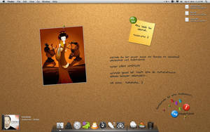 My Cork Board by neodesktop