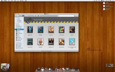 Wooden by neodesktop