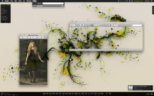 Organic Flower 2 by neodesktop
