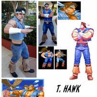 MetalSlimer T.Hawk Cosplay by IronCobraAM