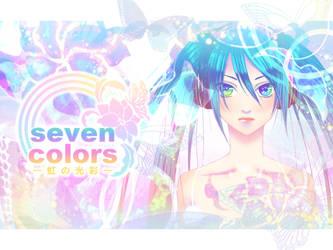 seven colors -niji no kousai- by mushiyo