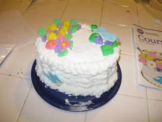 Basket Cake Class 01 by StarlitRogue