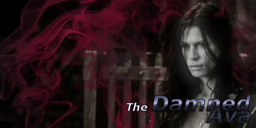 The Damned: Ava by StarlitRogue
