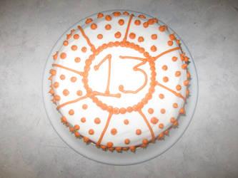 Happy Birthday 13 Year Old 03 by StarlitRogue