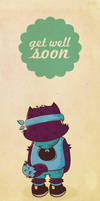 get well soon by NOF-artherapy