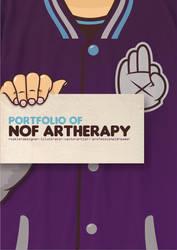 portfolio cover 2012 by NOF-artherapy