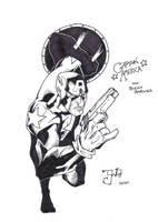 Bucky Cap by CaptainSnikt