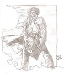 Red Dead Doodle by CaptainSnikt